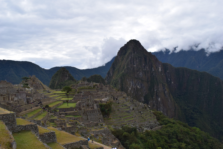 Photography on Machu Picchu in Cusco Peru by Russ Palmer Silberman for Punless
